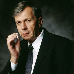 William B Davis